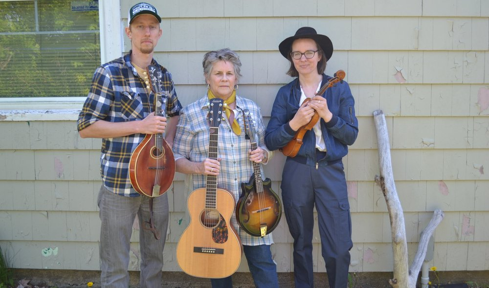 Old Beef Stringband -