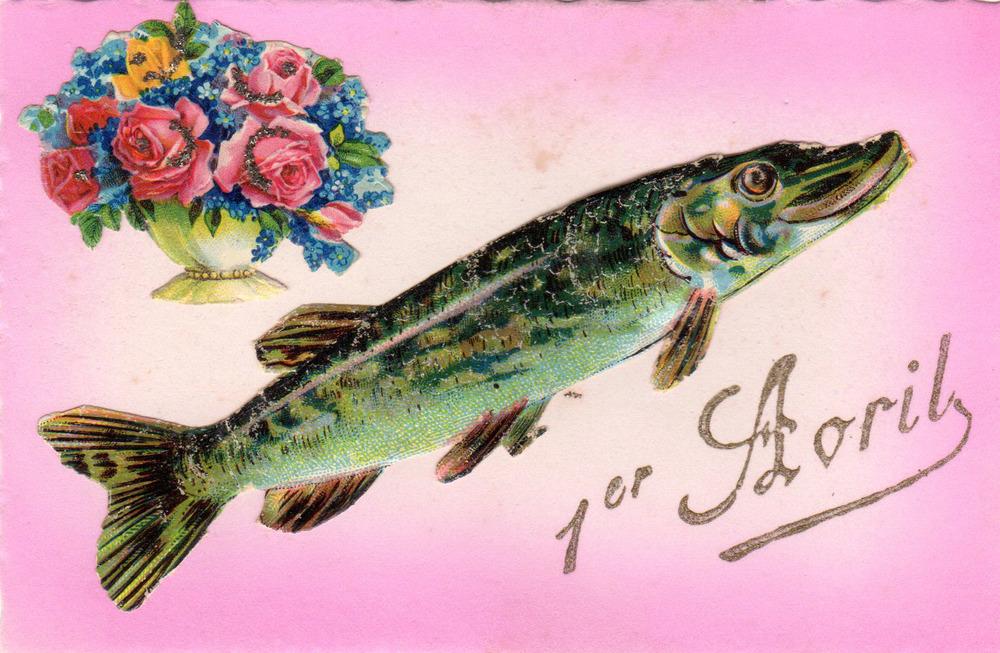 April Fools - April Fish