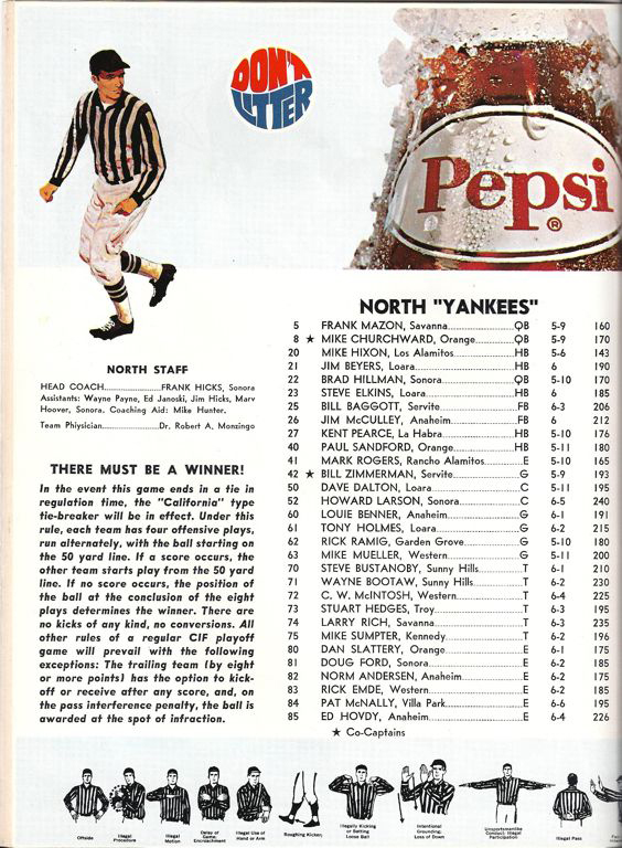 1971 North Roster, Coaches.jpg