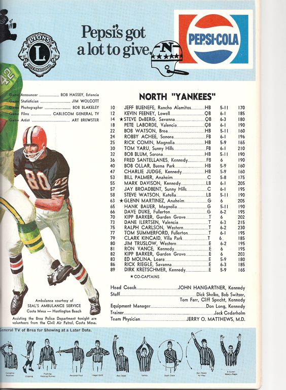 1972 North Roster, Coaches.jpg