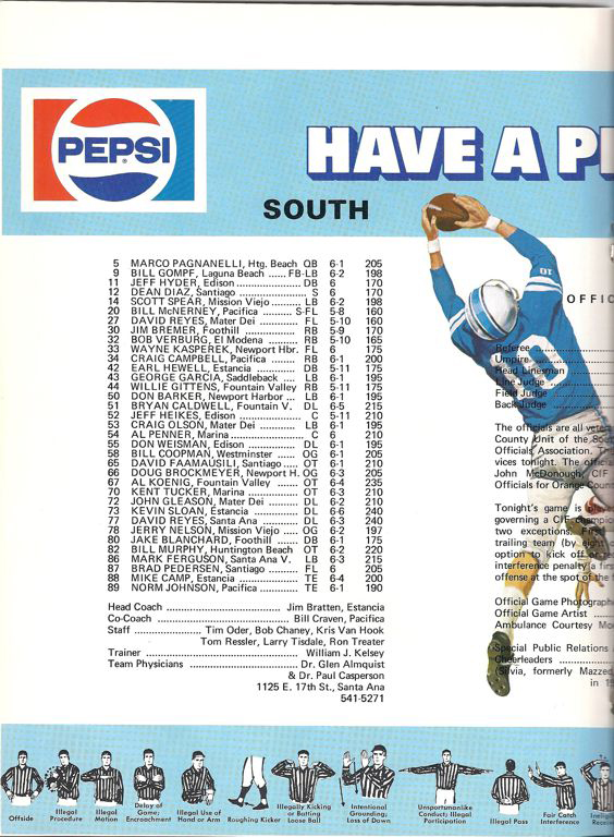 1978 South Roster, Coaches.jpg