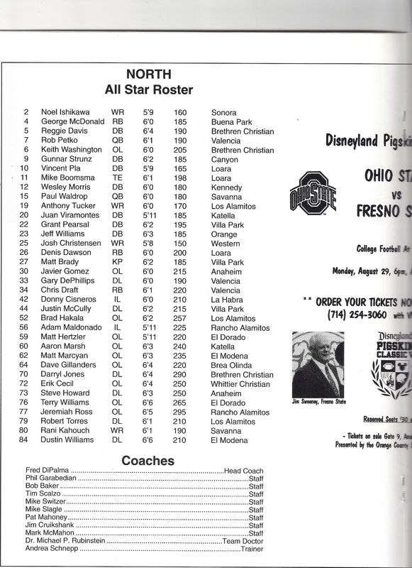 1994 North Roster, Coaches.jpg
