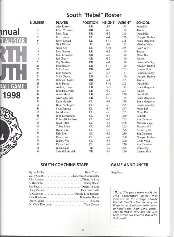 1998 South Roster, Coaches-2.jpg