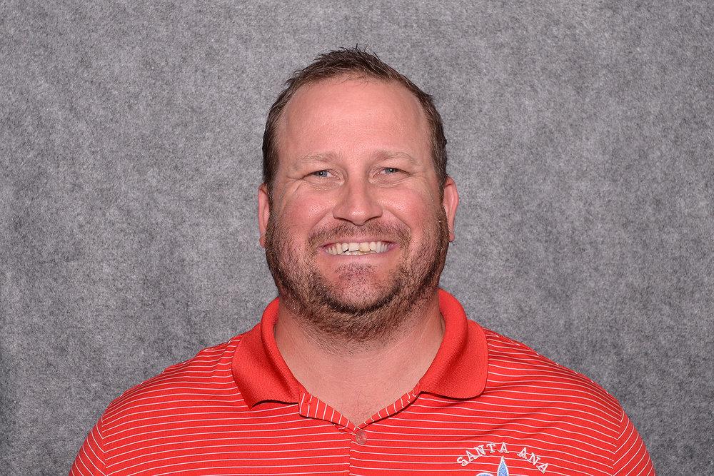North Coach: Charlie TeGantvoort, Santa Ana