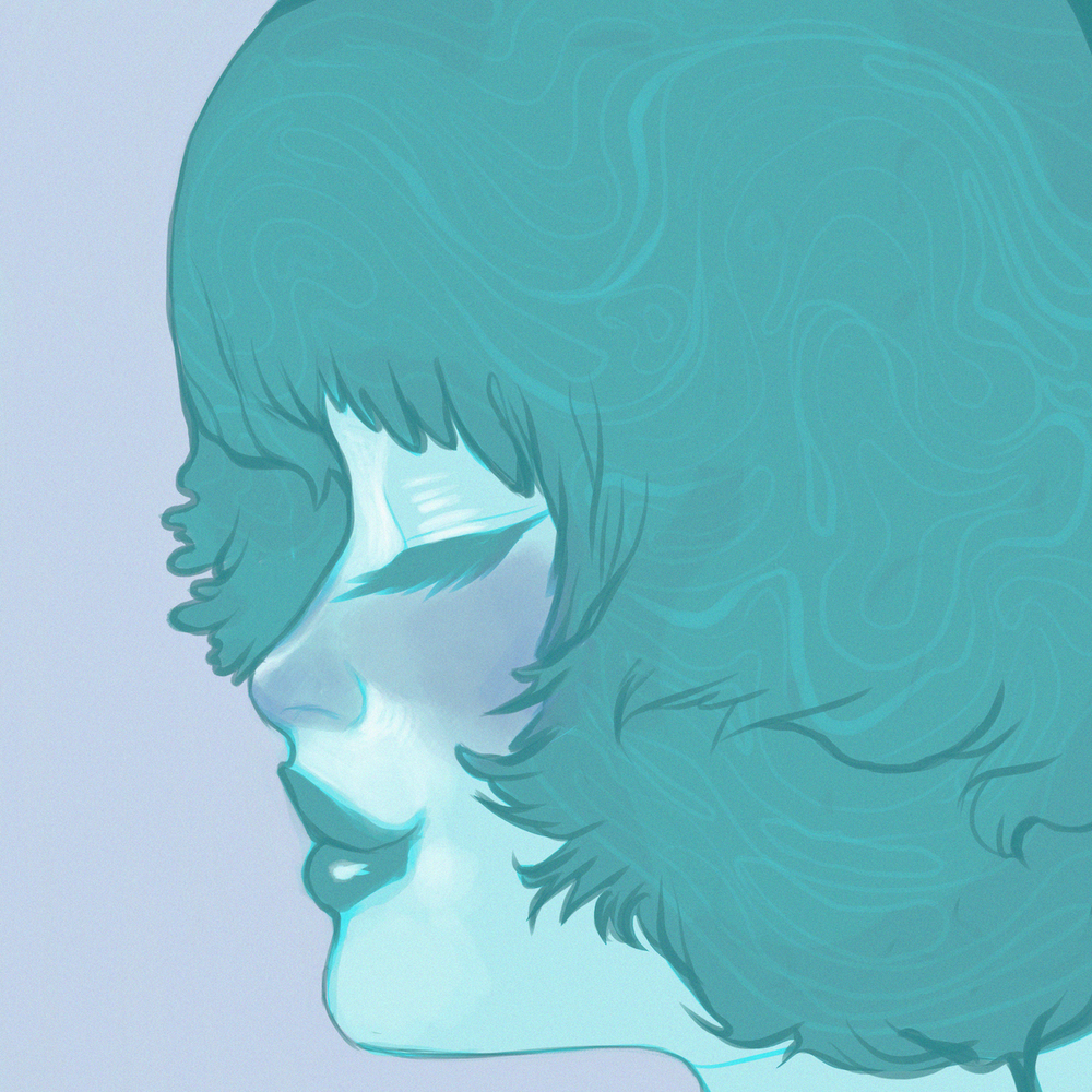 """Profile, from Karla's Collection """"Somber"""""""