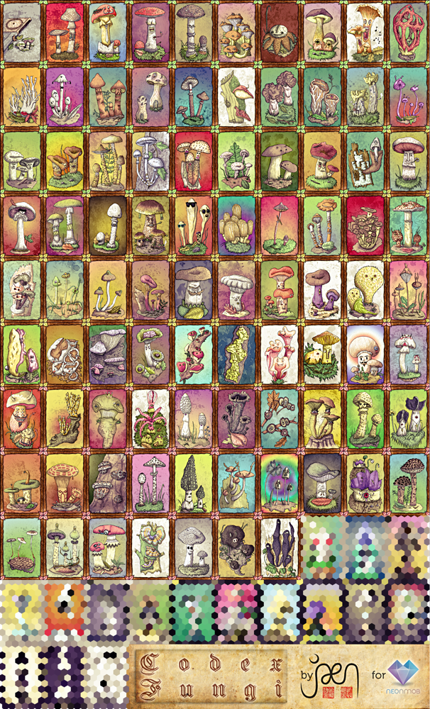 The Codex Fungi