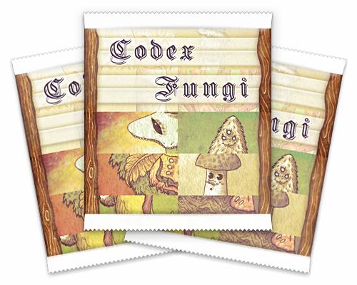 Packs of Codex Fungi