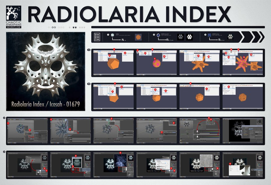 Radiolaria Index Teaser
