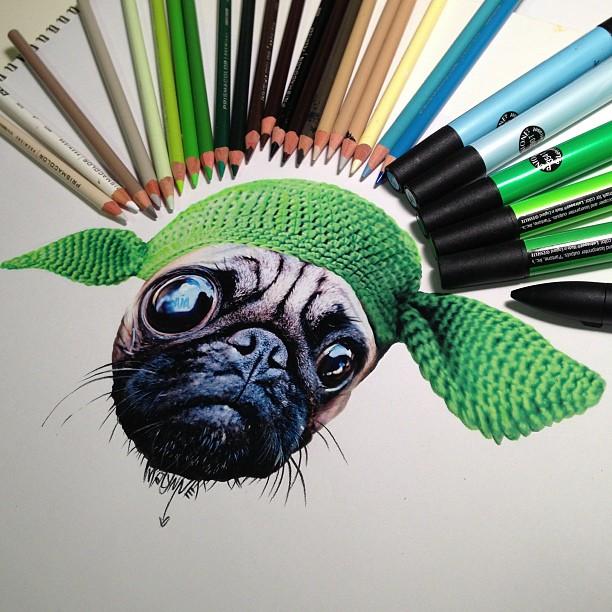 Drawing by: Karla Mialynne