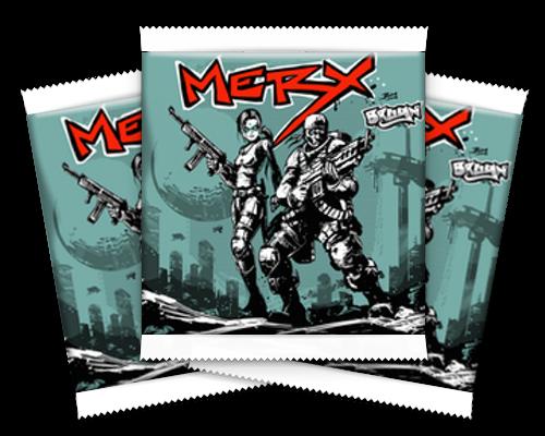 Merx, by Craig Bruyn