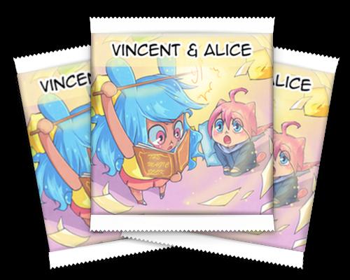 Vincent & Alice cover art