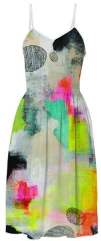 Lisa Congdon's Stillness Summer Dress
