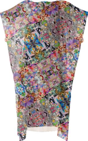Michael Burk's Shiternet VP Square Dress