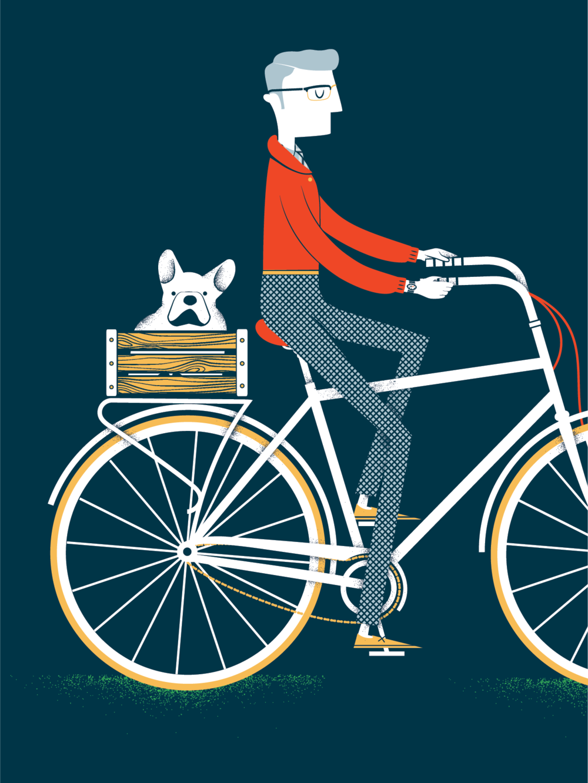 """""""Boy on Bike"""""""