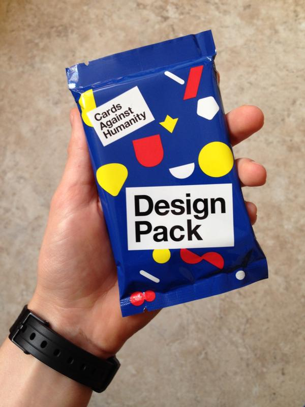 Designer Emily Haasch helped coordinate the making of the Design Pack