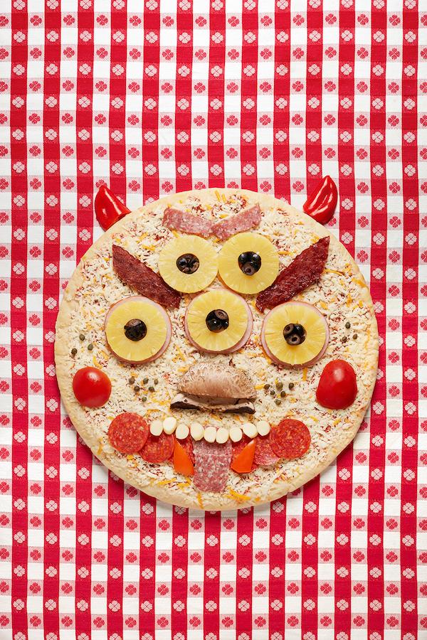 Pizza photos courtesy ofHoward Cao for Form & Fiction