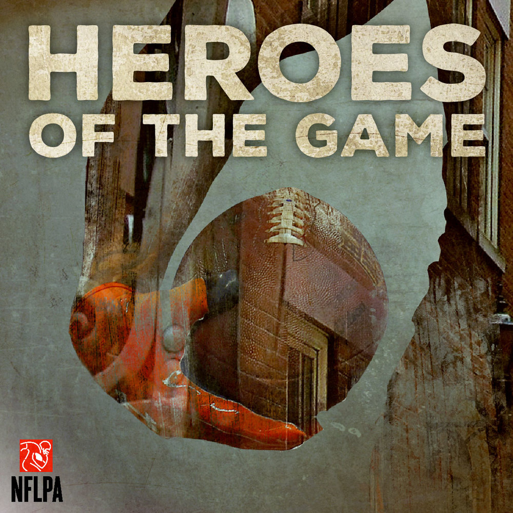 Cover artwork for Heroes of The Game