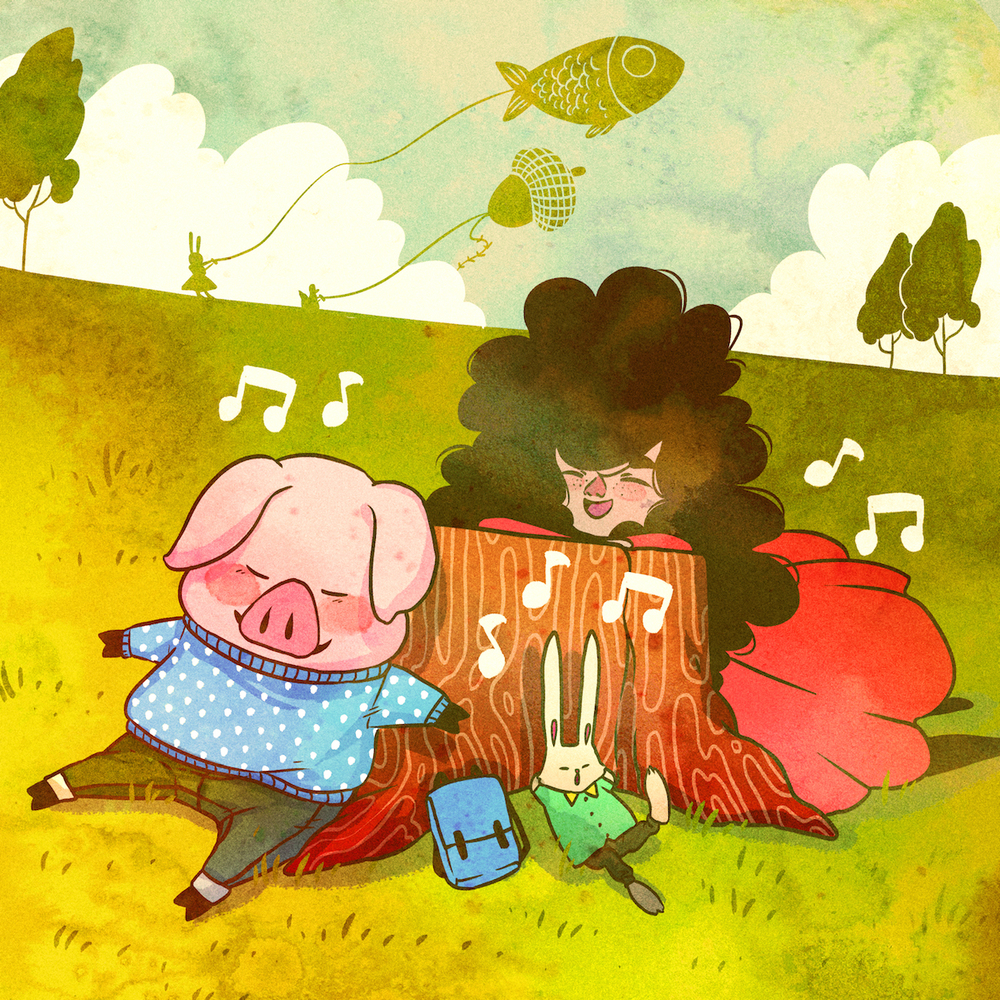 'Friendship' by Cleonique Hilsaca