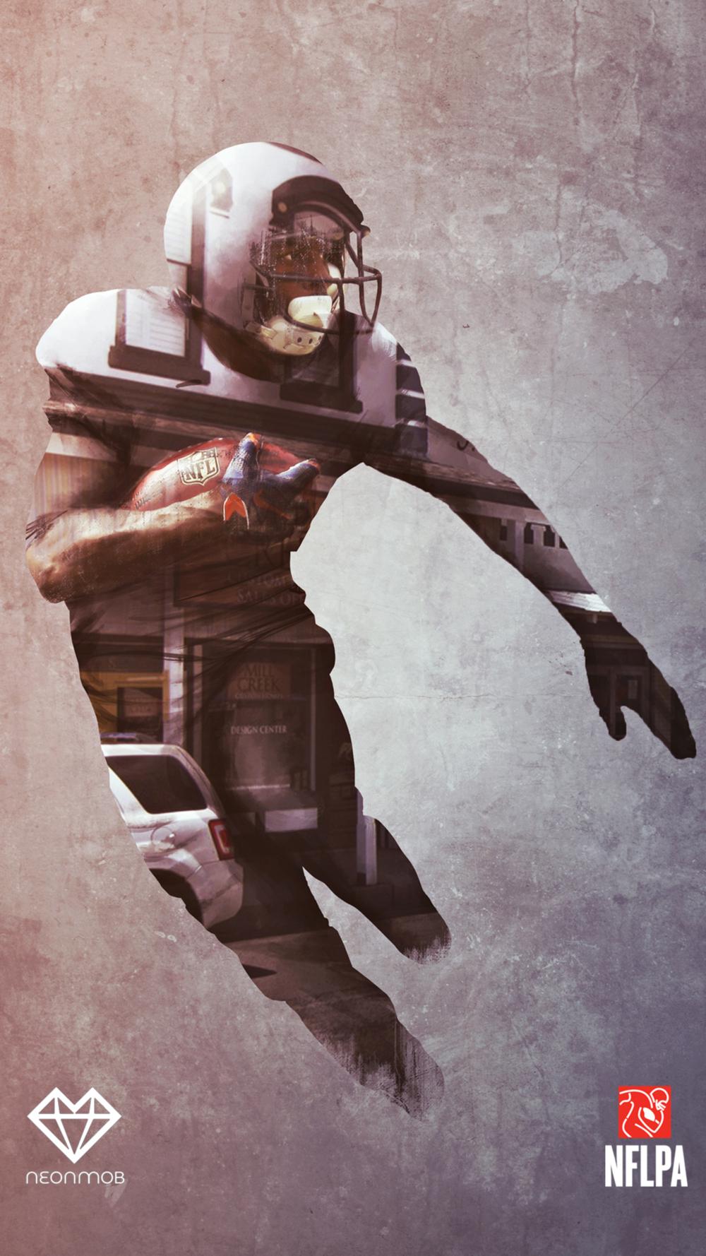 Emmanual Sanders — Denver Broncos [DOWNLOAD HERE]