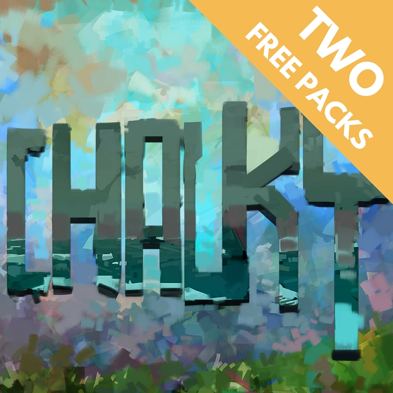 Chalky by Richard Sashigane. Get 2 free packs!