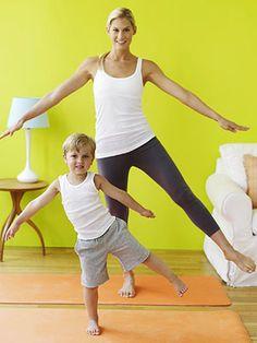 does your child have extra energy — yaya yoga ca