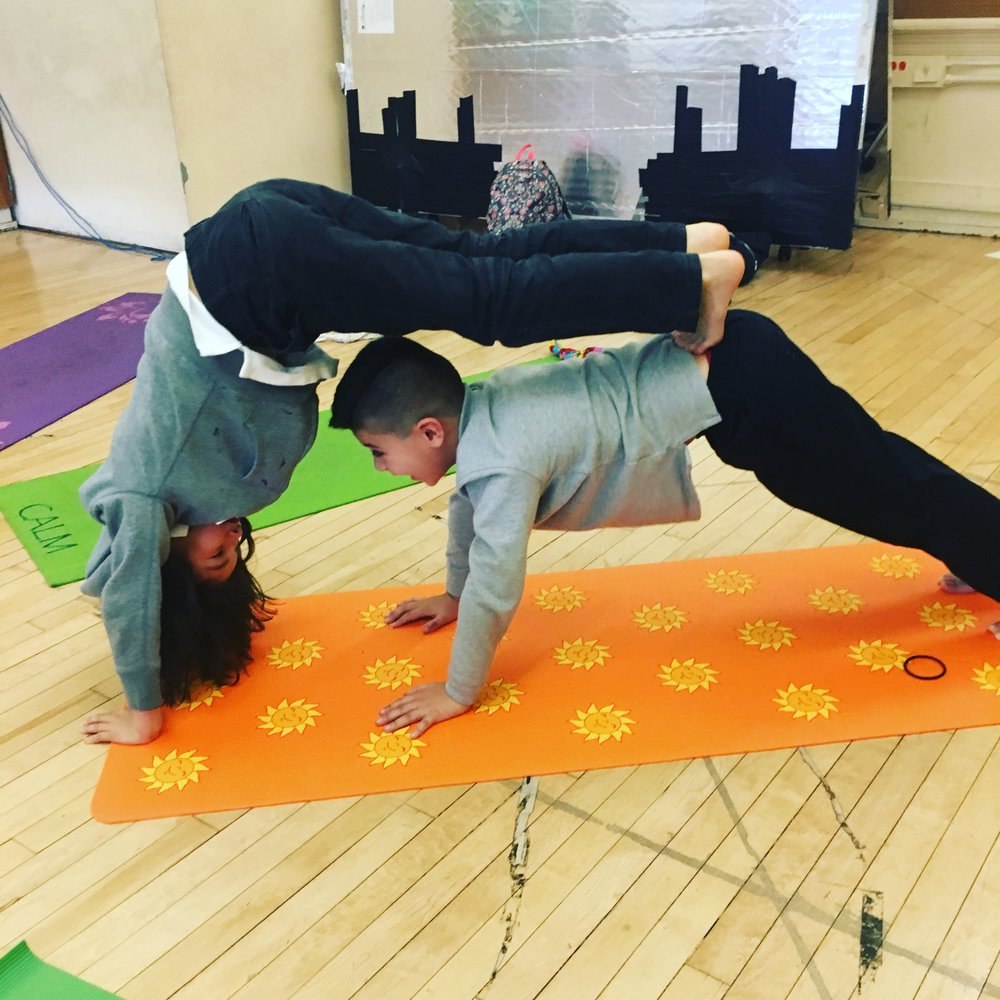 kids yoga Double Downward Dog .JPG