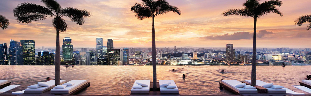 marina bay sands singapore skypark infinity pool source marinabaysands com - Marina Bay Sands Pool