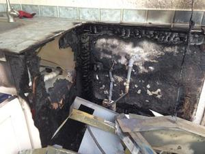 Outdoor Kitchen Fire in Florida: The importance of the vent hood ...
