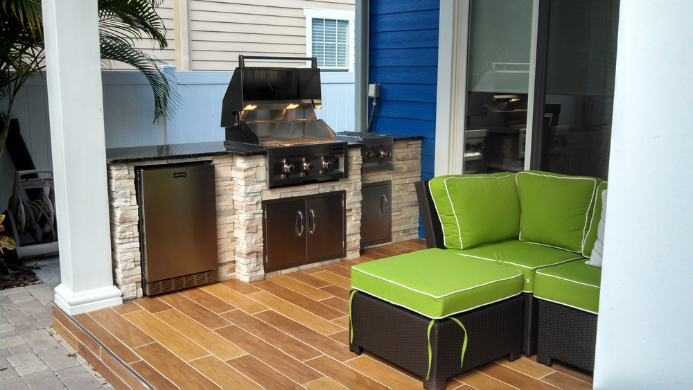 simple outdoor kitchen smoker contact premier outdoor living design if you want to get started on getting your own outdoor kitchen simple kitchen designs
