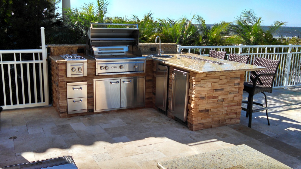 Premier Outdoor kitchen Tampa & Orlando FL: Outdoor Store ...