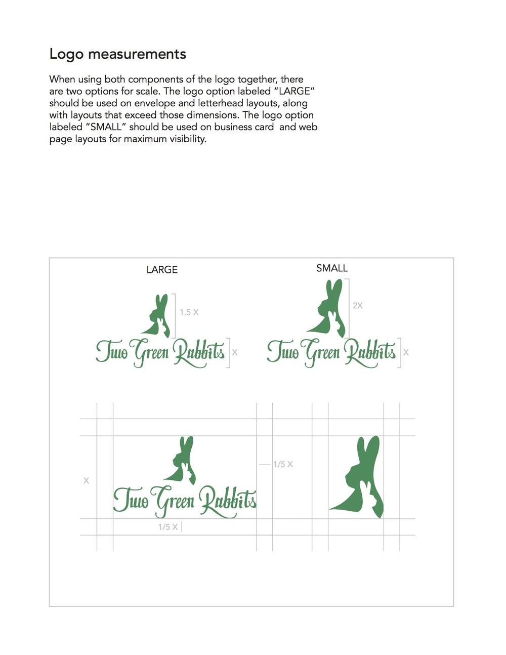 Two Green Rabbits — Charles Bentley Creative