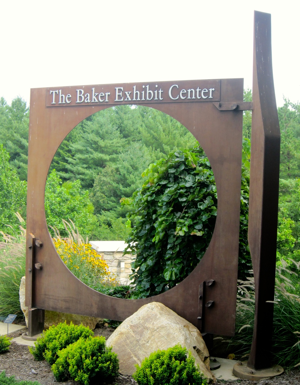 Baker Exhibition Center at the North Carolina Arboretum