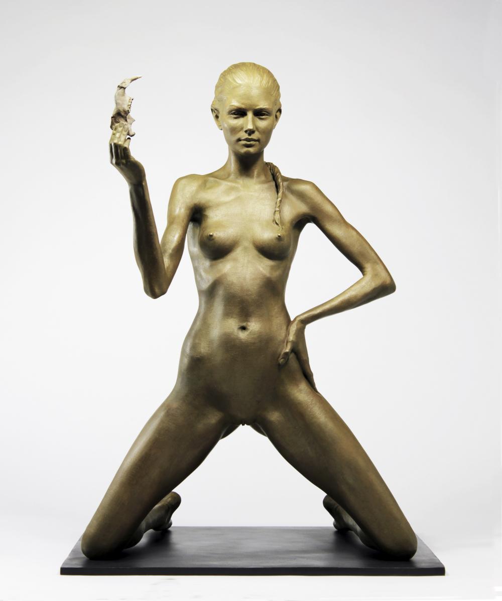 Carey, bronze