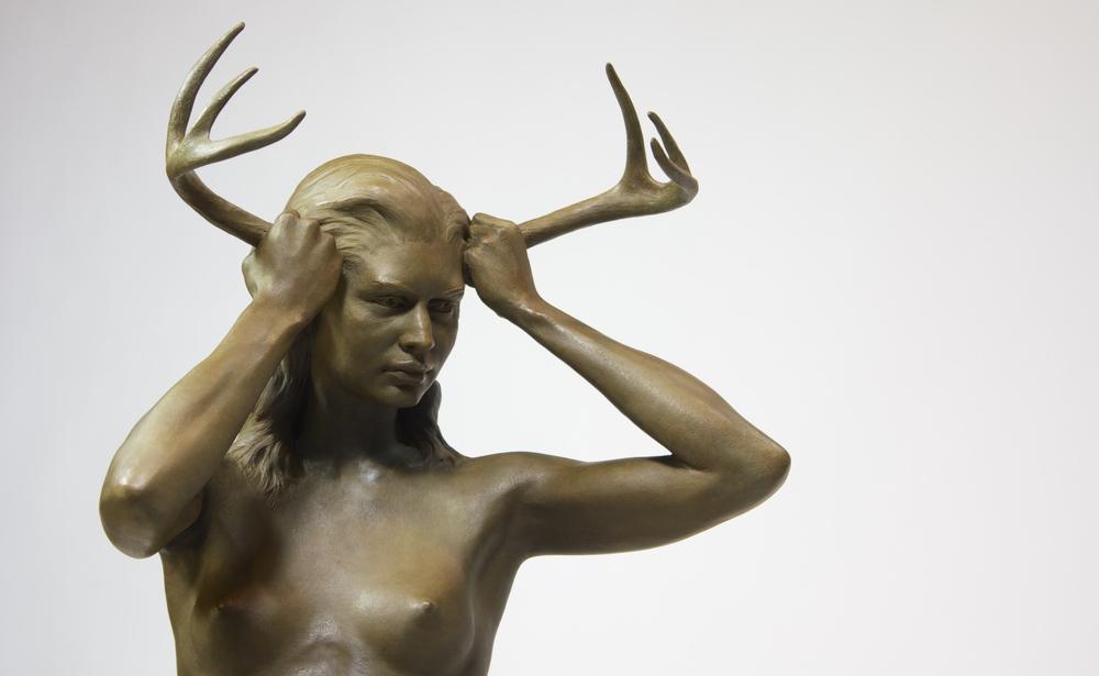 Amanda II, bronze