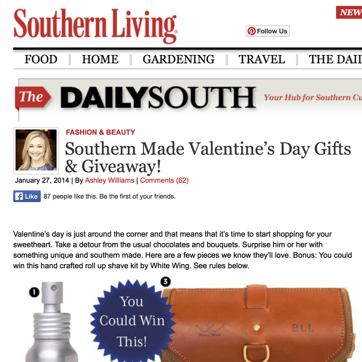 SOUTHERN LIVING BLOG
