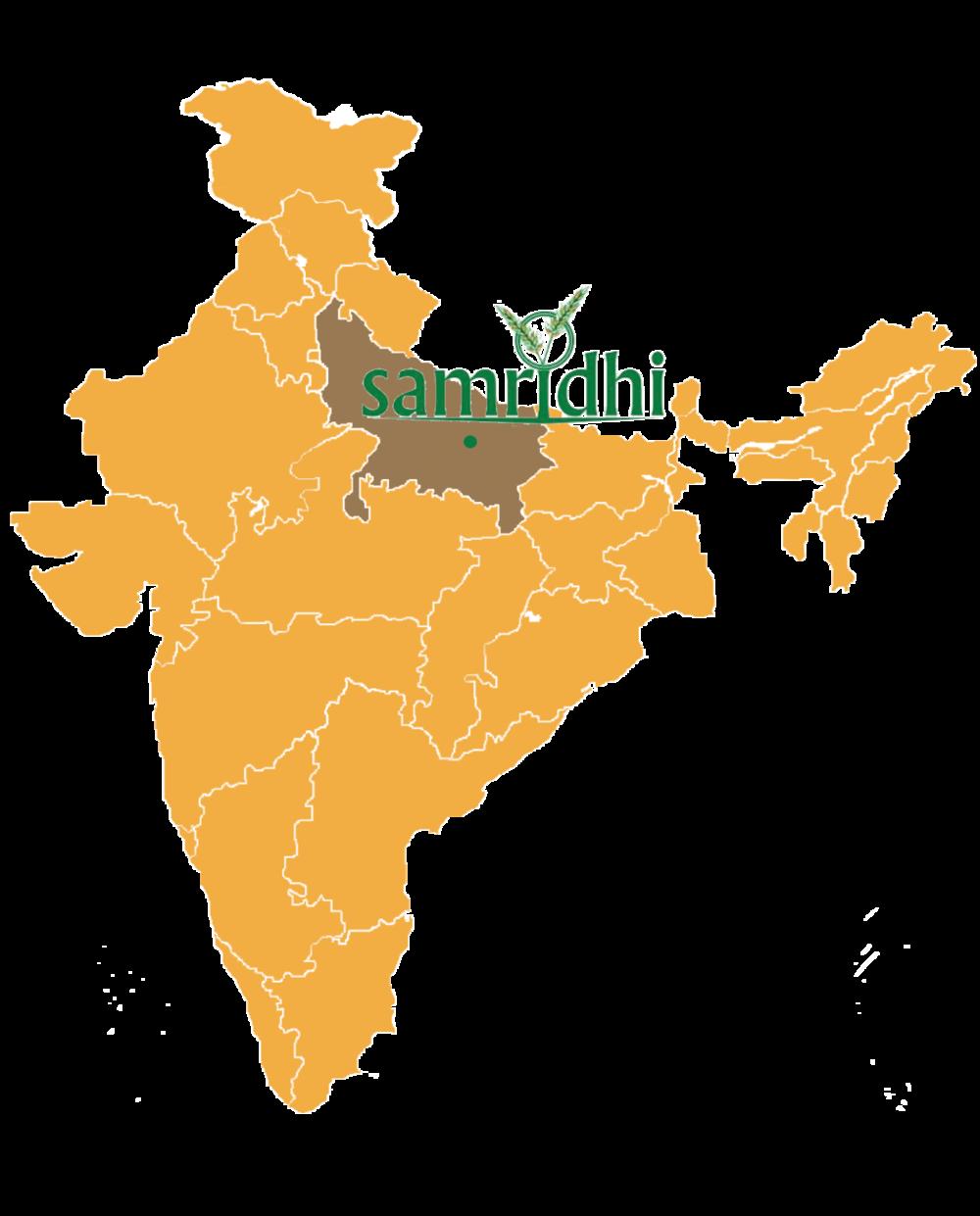 Samridhi Map