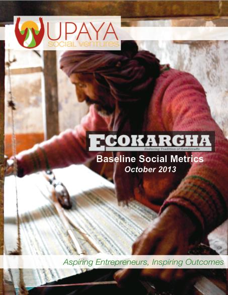 Eco Kargha Baseline (November 2013)