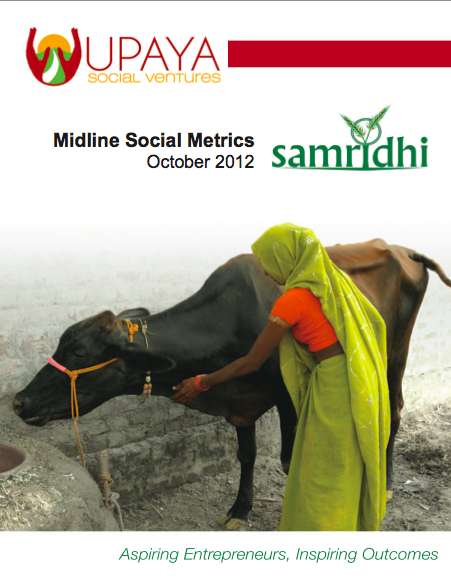 Samridhi Midline Report (July 2012)