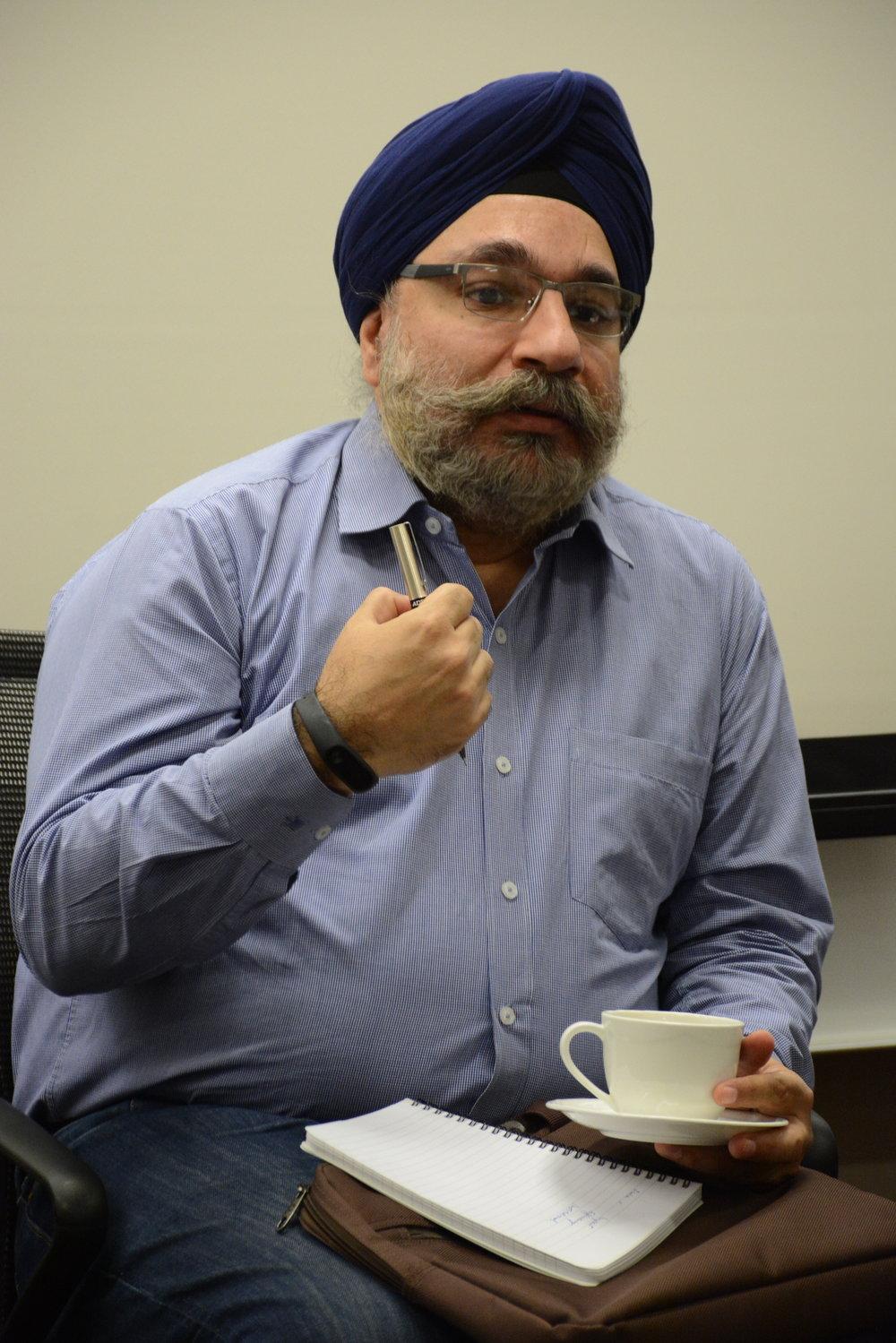Subinder Khurana, Entrepreneur/Investor