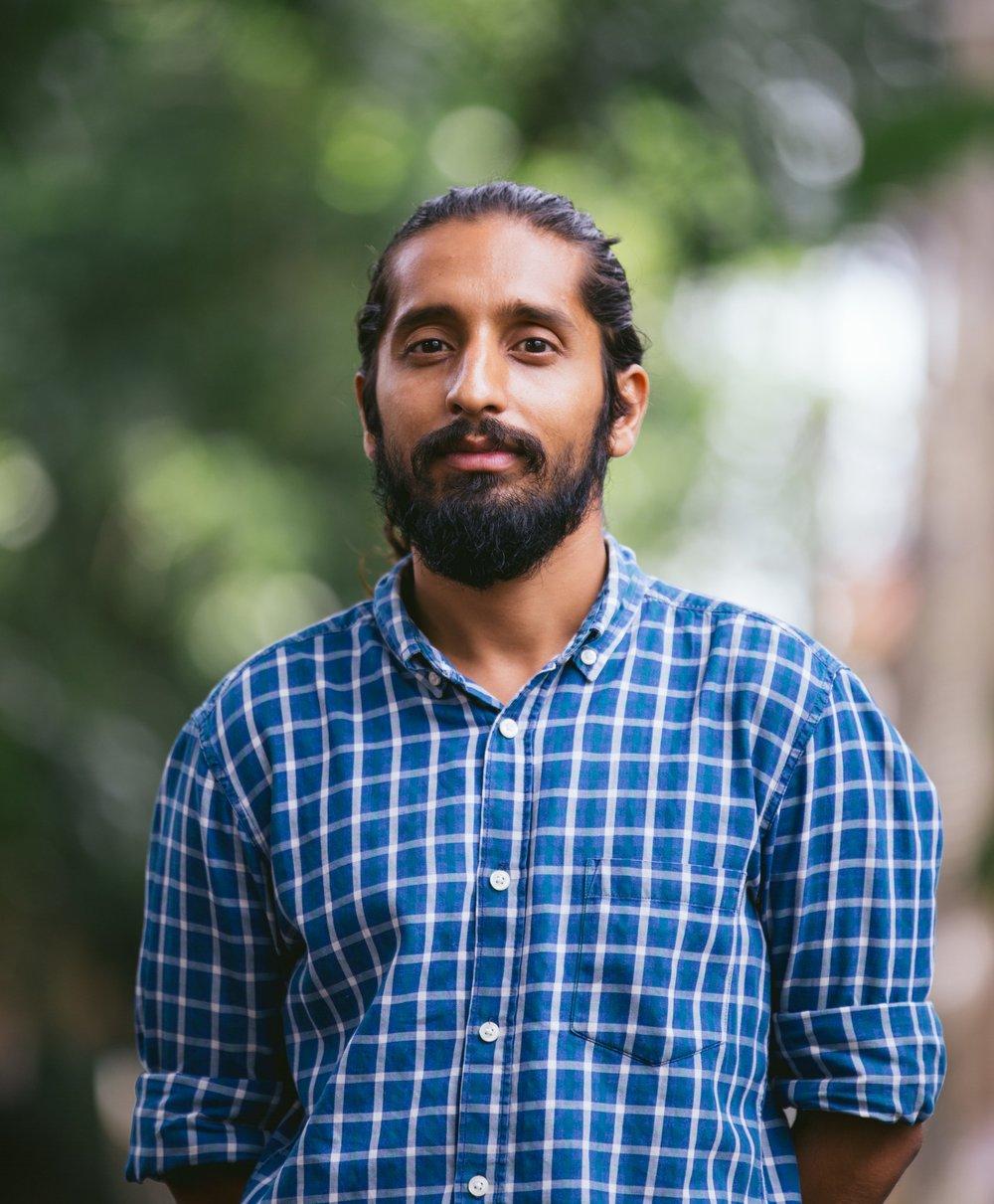 Vinay Kothari, founder of GO DESi