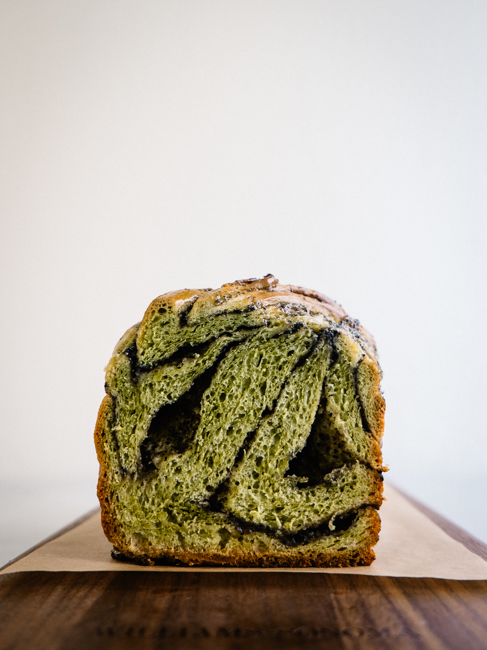 Match Green Tea Butter Cake