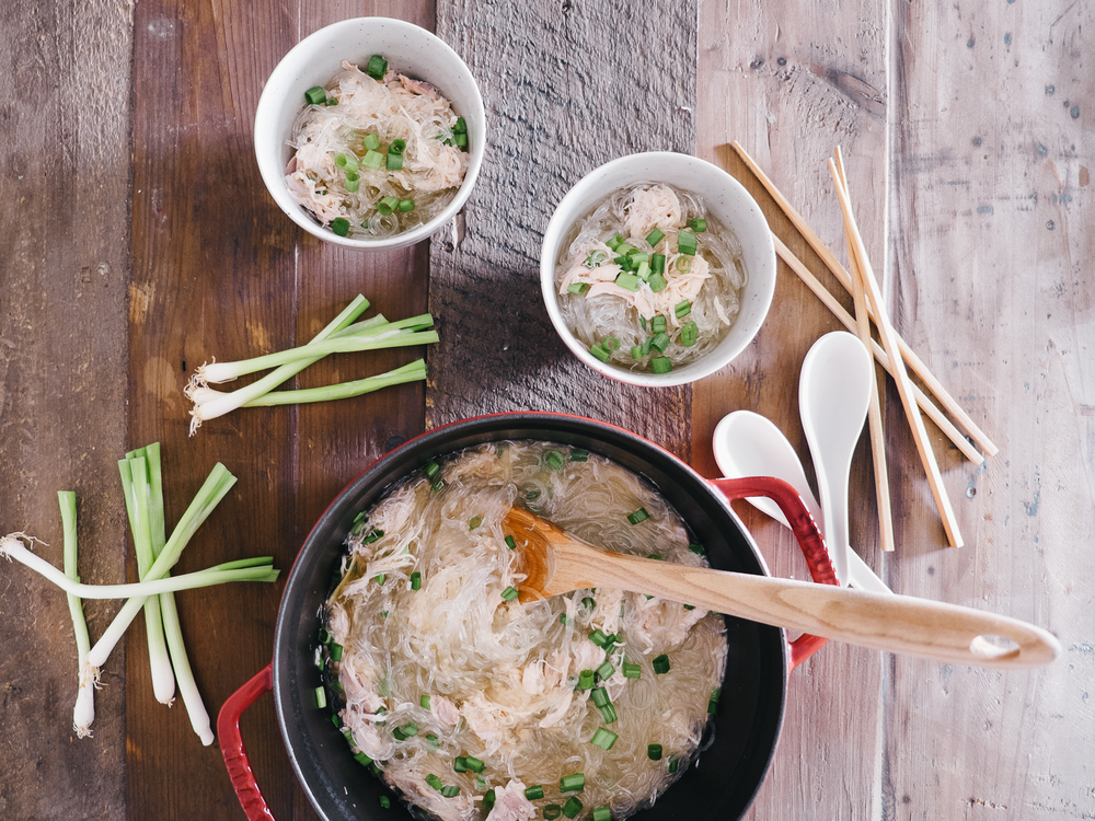 Chicken Long Rice Fix Feast Flair