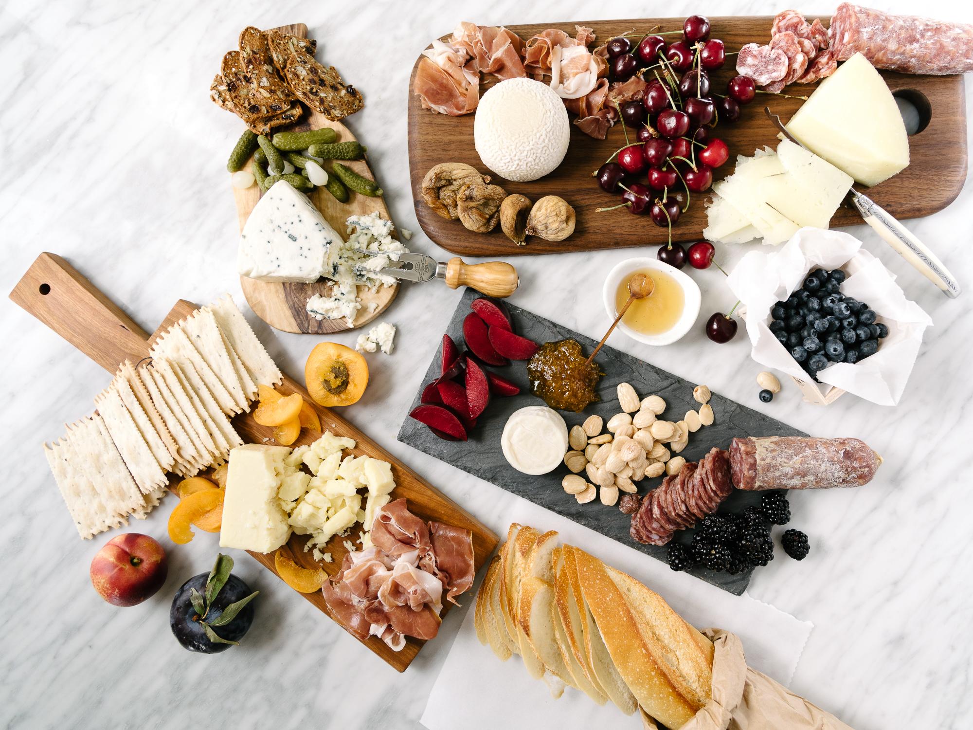 cheese meat platter 101 fix feast flair