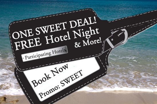One Sweet Deal! is presented in collaboration with St. Croix Hotel and Tourism Association