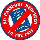 No US Passport Required for travel to St. Croix