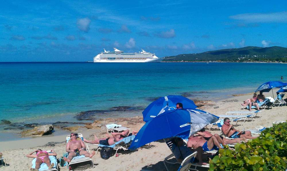 Cruise Ship Beach Pass