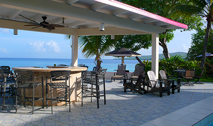 Our Pool Deck is the perfect place for your special event!
