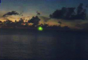 Try out our Green Flash Party Package!