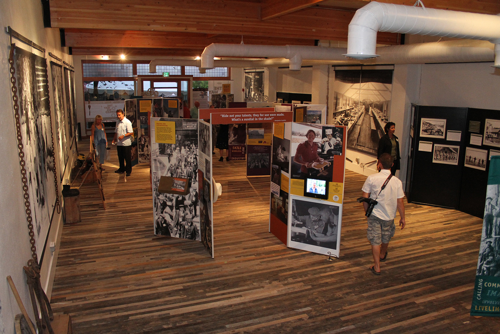 Exhibit Space