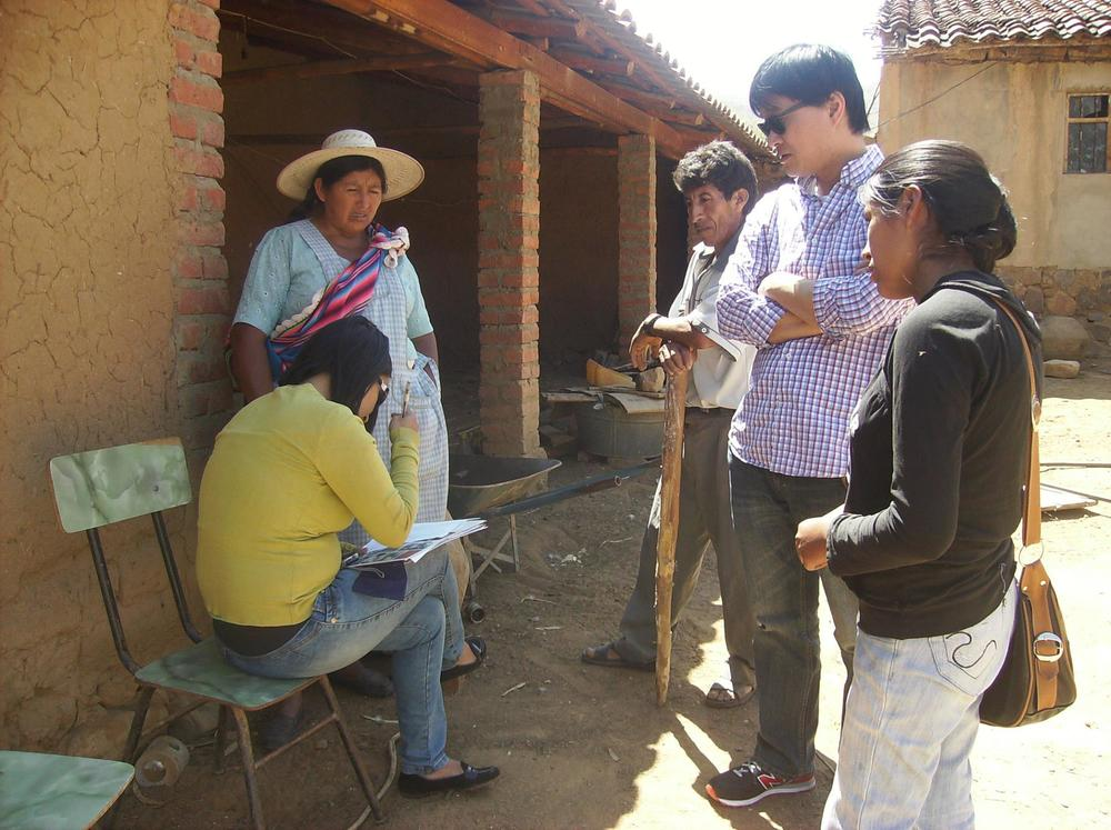 Before surgeries began, our Bolivian social worker visited patients in their homes to complete their socio-economic studies and other required documentation. These visits help assure that our services are provided to those individuals with the greatest need.
